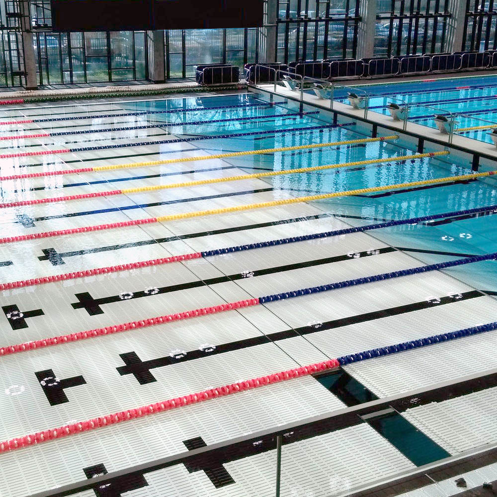 Fondi mobili per piscine da competizione isipools for Movable swimming pool floor australia