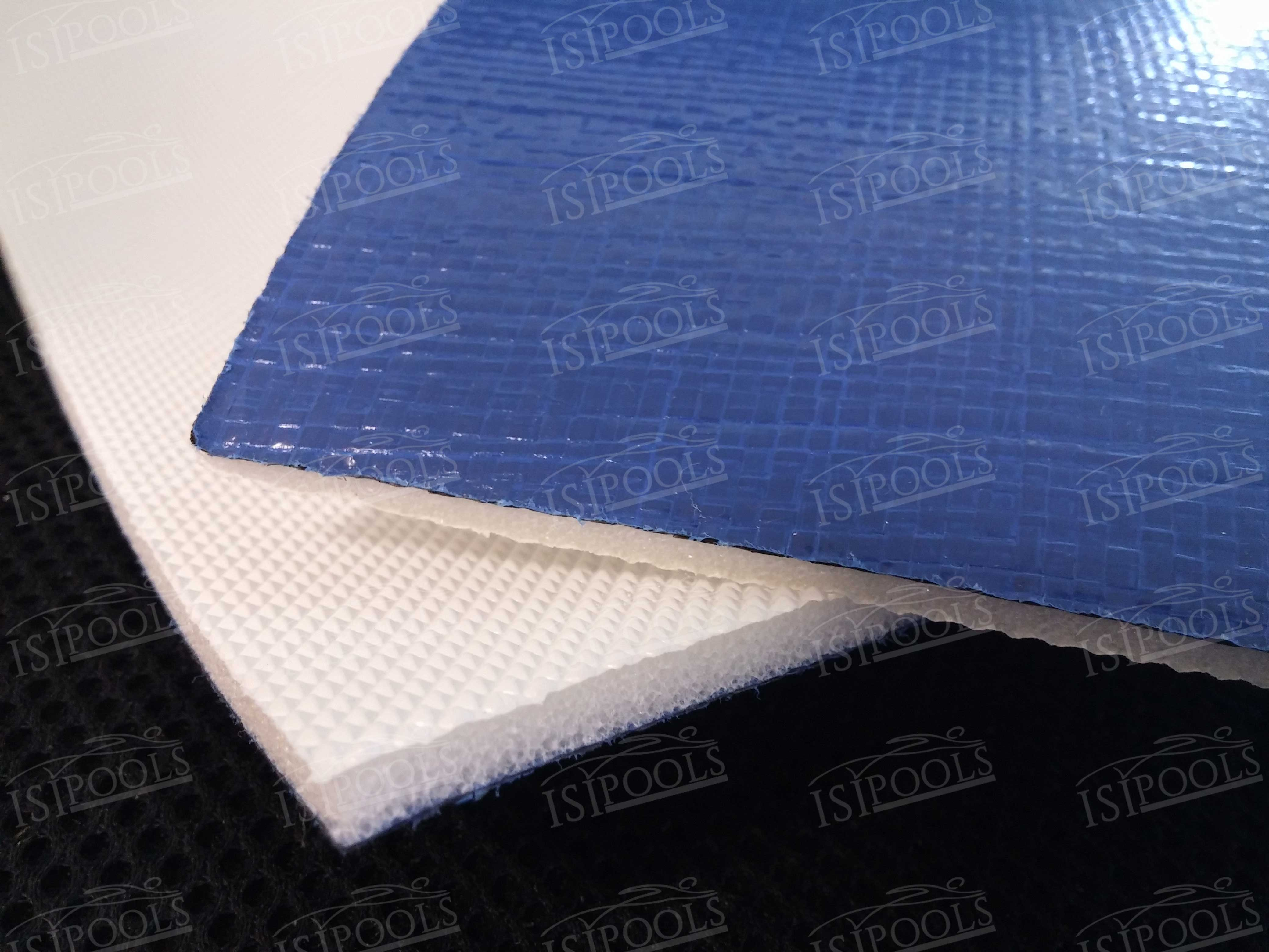 Thermal Insulation Covers And Reels For Competiton Pools